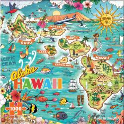 Hawaii Hawaii Jigsaw Puzzle