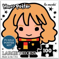Hermione Cube Harry Potter Large Piece