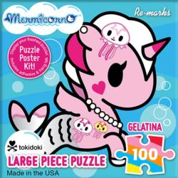 Mermicorno Unicorns Children's Puzzles