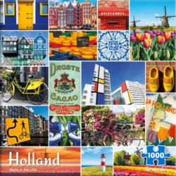 Holland Europe Jigsaw Puzzle