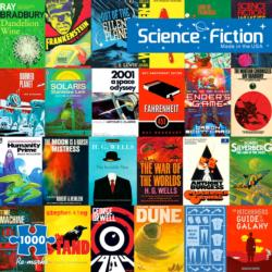 Science Fiction Science Jigsaw Puzzle