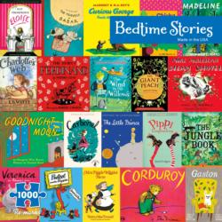 Bedtime Stories Movies / Books / TV Jigsaw Puzzle