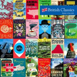 British Classics Movies / Books / TV Jigsaw Puzzle