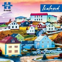 Iceland Sunrise / Sunset Jigsaw Puzzle