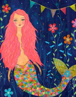 Mermaid Mermaids Jigsaw Puzzle