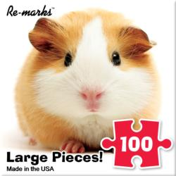 Minipig Animals Children's Puzzles