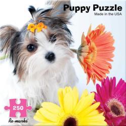 Daisy Flowers Jigsaw Puzzle