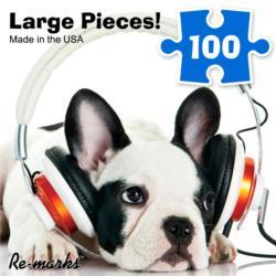 Headphones Dogs Children's Puzzles