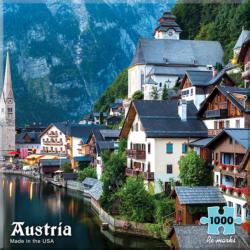 Austria Landscape Jigsaw Puzzle