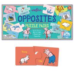 RV Opposites Puzzle Pairs Alphabet/Numbers Children's Puzzles