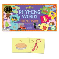 RV Rhyming Puzzle Pairs Educational Children's Puzzles