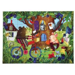Bear on Bicycle Bears Children's Puzzles