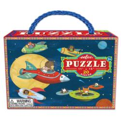 Up and Away Space Children's Puzzles