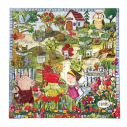 Growing A Garden Garden Children's Puzzles