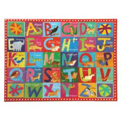Animal Alphabet Alphabet/Numbers Children's Puzzles