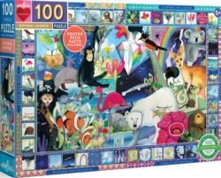 Natural Science Animals Children's Puzzles