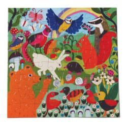 Busy Meadow Picnic Children's Puzzles