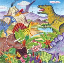 Dinosaur Island Dinosaurs Children's Puzzles