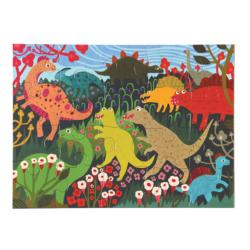 Dinosaur Meadow Dinosaurs Children's Puzzles