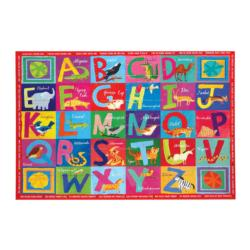 Alphabet Giant Giant Puzzle Alphabet/Numbers Children's Puzzles