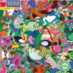 Sloths Animals Jigsaw Puzzle