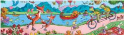 A Lovely Day Cartoons Children's Puzzles