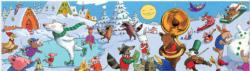 Snow Party Animals Children's Puzzles