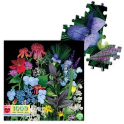 Summer Garden Sampler Flowers Jigsaw Puzzle