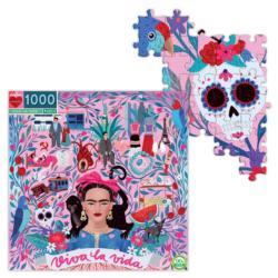 Viva la Vida Cultural Art Jigsaw Puzzle