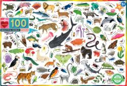 Beautiful World Educational Children's Puzzles