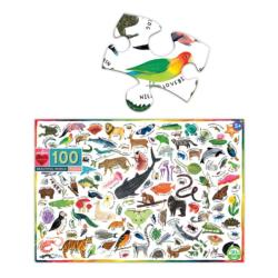 Beautiful World Animals Jigsaw Puzzle