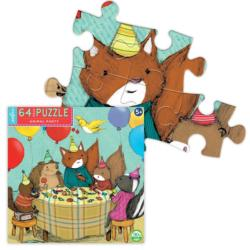 Animal Party Animals Children's Puzzles