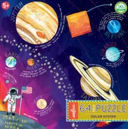 Solar System Space Children's Puzzles
