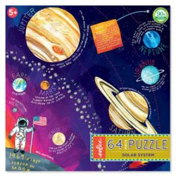Solar System Space Children's Puzzles