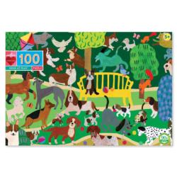 Dogs at Play Dogs Jigsaw Puzzle