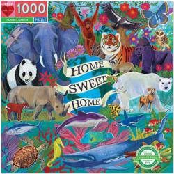 Planet Earth Fish Jigsaw Puzzle