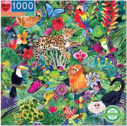 Amazon Rainforest Flowers Jigsaw Puzzle
