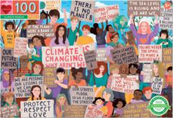 Climate March! People Jigsaw Puzzle
