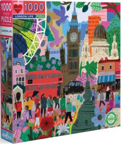 London Life United Kingdom Jigsaw Puzzle