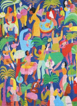 Celebration People Jigsaw Puzzle