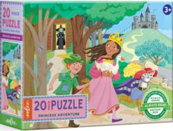 Princess Adventure Princess Jigsaw Puzzle