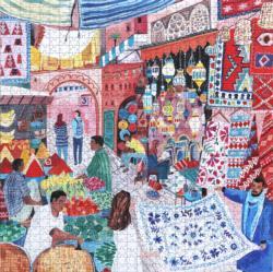 Marrakesh Africa Jigsaw Puzzle