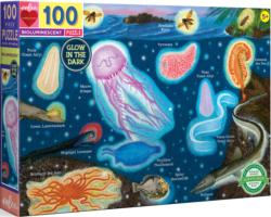 Bioluminescent Under The Sea Children's Puzzles