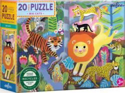 Big Cats Cats Children's Puzzles