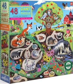 Within the Country Wildlife Children's Puzzles