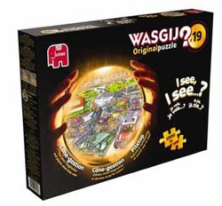 Wasgij Original #19 - Cone-gestion Wasgij Jigsaw Puzzle