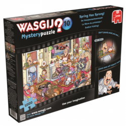 Spring Has Sprung Wasgij Jigsaw Puzzle
