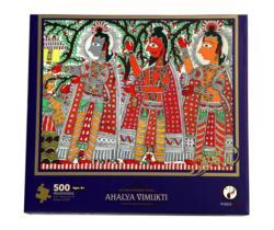 Ahalya Vimukti Puzzle (Sri Ram Kathamrit Series) Mythology Jigsaw Puzzle