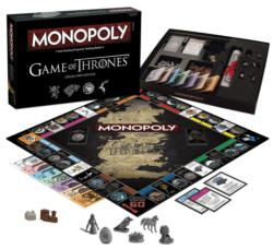 MONOPOLY®: Game of Thrones™ Movies / Books / TV