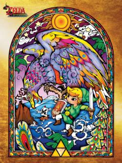 Zelda Wind Waker Movies / Books / TV Jigsaw Puzzle
